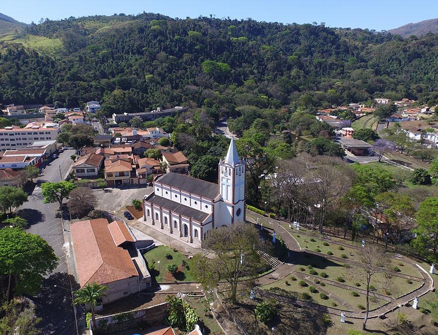 Águas da Prata São Paulo fonte: caminhodafe.com.br